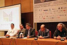 """Ο Περιφερειάρχης Κεντρικής Μακεδονίας Απόστολος Τζιτζικώστας παρουσίασε τη """"Μακεδονική Κουζίνα"""" στο πλαίσιο του """"Money Show 2017"""""""