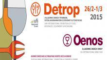 Συμμετοχή επιχειρήσεων τροφίμων και ποτών της Περιφέρειας Κεντρικής Μακεδονίας στην 24η Detrop (26/2 έως 1/3/2015) στη Θεσσαλονίκη